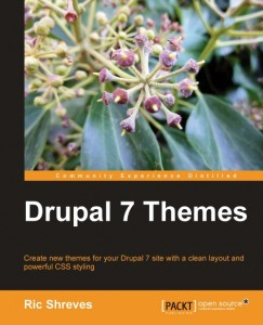 Drupal 7 Themes book
