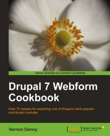 Drupal 7 Webforms Cookbook book