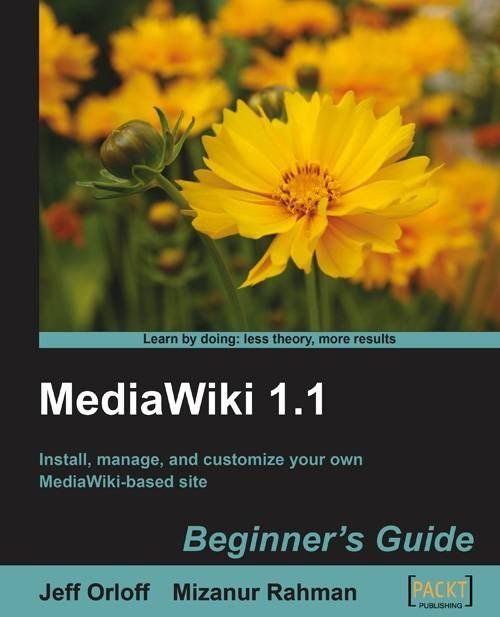 MediaWiki 1.1 Beginners Guide book