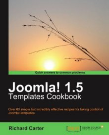 Joomla! 1.5 Templates Cookbook book by Richard Carter