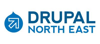 Drupal North East user group logo