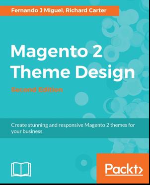 Magento 2 Theme Design book cover