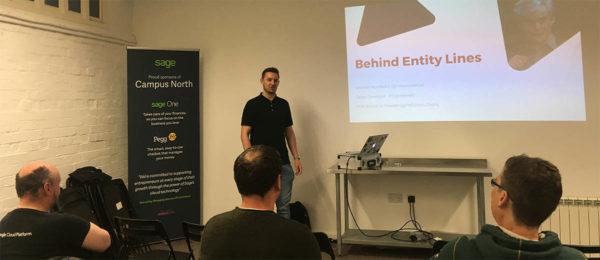 Magento North East event - Magento 2 Entity Management, 2017