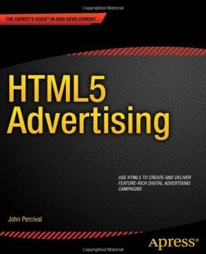 HTML5 Advertising book
