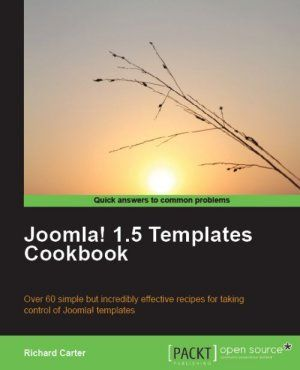 Joomla Themes book by Richard Carter