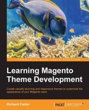 Magento (1.8) Theme Development book by Richard Carter