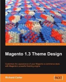 Magento 1.3 Theme Design book