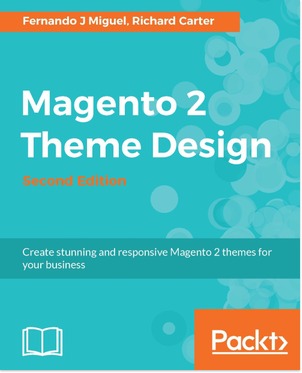Magento 2 Theme Design book cover